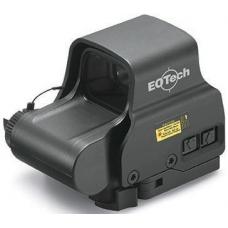 компактный голографический прицел с боковым управлением яркостью прицельной марки для совместимости с магнифером