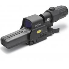 Прицельный комплекс магнифер и прицел EOTech Holographic Hybrid Sight III™ 518.2 with G33.STS Magnifier
