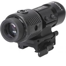 Увеличитель прицела Sightmark 3x Tactical Magnifier в черном корпусе