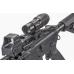 Магнифер Sightmark 3x Tactical Magnifier легко устанавливается на оружие