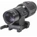 Удобное надежное крепление магнифера Sightmark 3x Tactical Magnifier