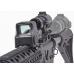 Магнифер Sightmark 3x Tactical Magnifier Pro установленный на оружии