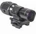 Удобное надежное крепление магнифера Sightmark 5x Tactical Magnifier