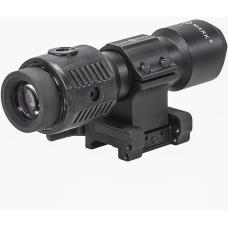 Увеличитель прицела Sightmark 7x Tactical Magnifier в черном корпусе