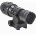 Удобное надежное крепление магнифера Sightmark 7x Tactical Magnifier