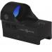 Коллиматорный прицел Sightmark Core Shot Pro Spec открытого типа в черном корпусе