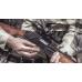 Оптический прицел Sightmark Core SX 1x24 Shotgun Scope установленный на дробовике