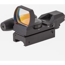 Коллиматорный прицел Sightmark Laser Dual Shot Reflex Sight с лазерным целеуказателем