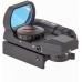 Прочный металлический корпус прицела Sightmark Laser Dual Shot Reflex Sight