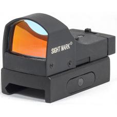 Компактный коллиматорный прицел Sightmark Mini Shot Reflex Sight