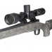 Sightmark Pinnacle 5-30x50 TMD Riflescope установлен на винтовке