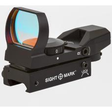 Коллиматрный прицел открытого типа Sightmark Sure Shot Reflex Sight Black Dove Tail
