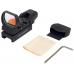 Комплектация поставки коллиматорного прицела отурытого типа Sightmark Sure Shot Reflex Sight Black Dove Tail