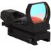 Качественное стекло прицела Sightmark Sure Shot Reflex Sight Black Dove Tail
