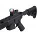 Коллиматорный прицел Sightmark Sure Shot Reflex Sight Black Dove Tail установленный на оружие