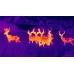Обнаружение нескольких животных тепловизором Flir Scout BTS