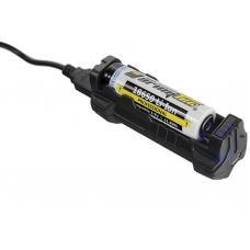 Компактное зарядное устройство Armytek Handy C1 для аккумуляторов 18650