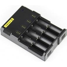 Универсальное зарядное устройство с возможностью заряжать большинство типов аккумуляторов