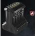 Корпус универсального зарядного устройства Nitecore I8 изготовлен из негорючих материалов
