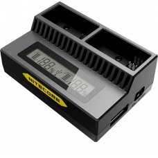 Зарядное устройство Nitecore UGP3 для видеокамеры GoPro