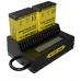 Аккумуляторы в зарядном устройстве Nitecore UGP3