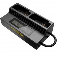 Зарядное устройство Nitecore UGP4 для камеры GoPro Hero