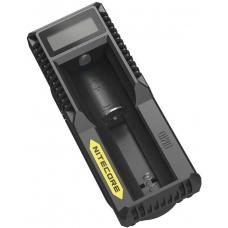 Одноканальное зарядное устройство Nitecore UM10 в пластиковом корпусе