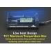 Зарядное устройство Xtar MC2 изготавливается из негорючих материалов и оснащено системой контроля температурного режима