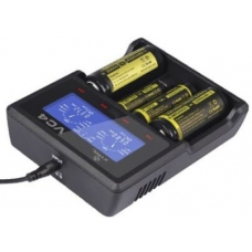 Универсальное зарядное устройство Xtar VC4 на четыре аккумулятора