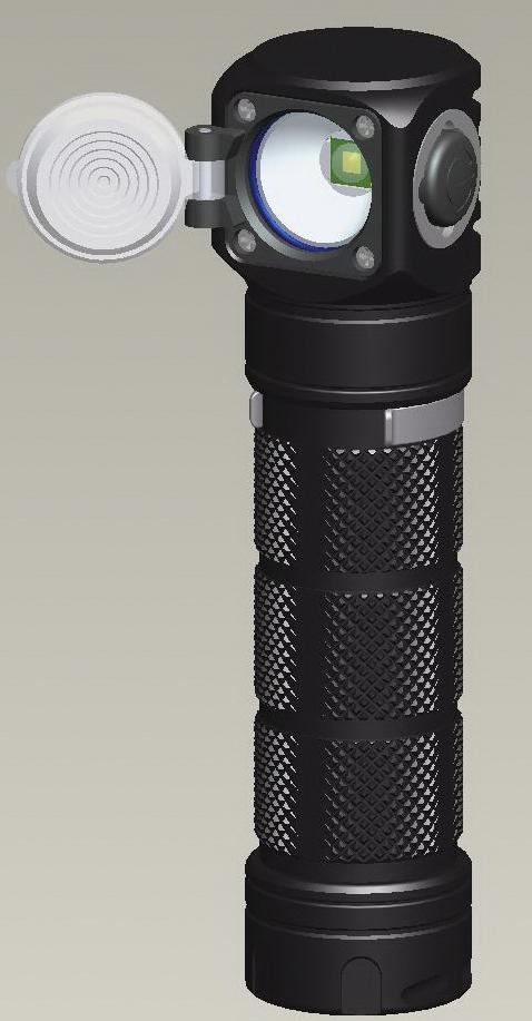 Налобный фонарь Skilhunt H03 | Купить фонари Скилхант