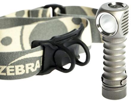 Фонари ZebraLight купить l Налобные, ручные фонари ...
